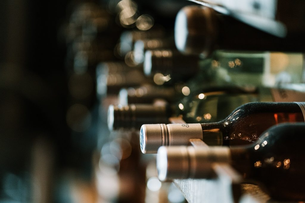 Wine botthes