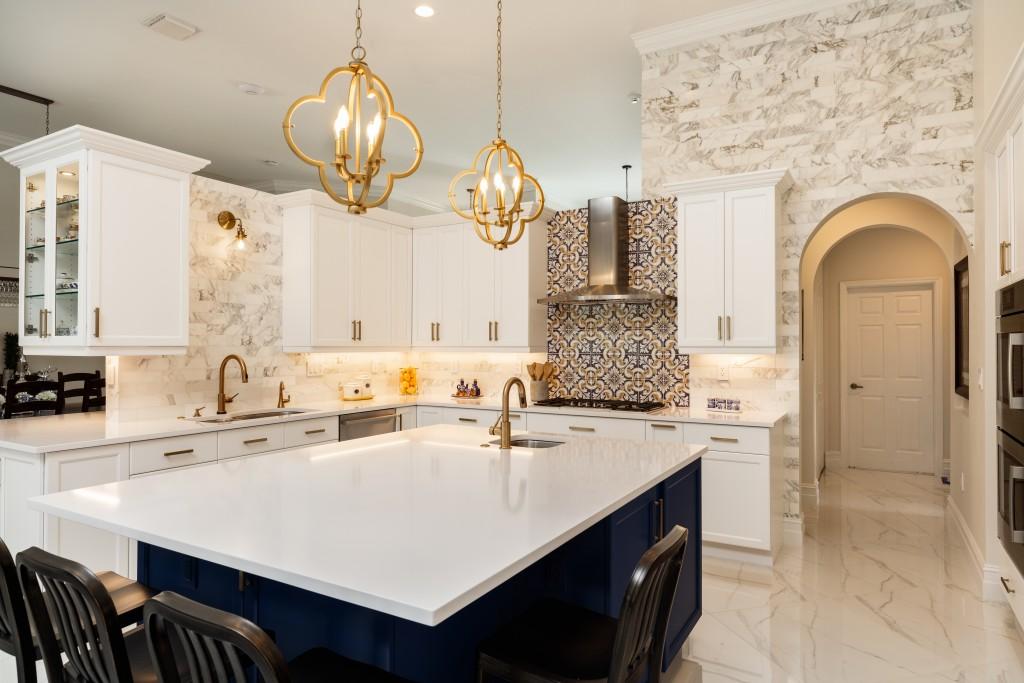 Granite kitchen