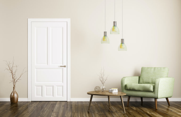 minimalistic home design