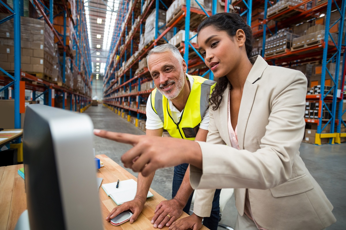 warehouse inventory monitoring