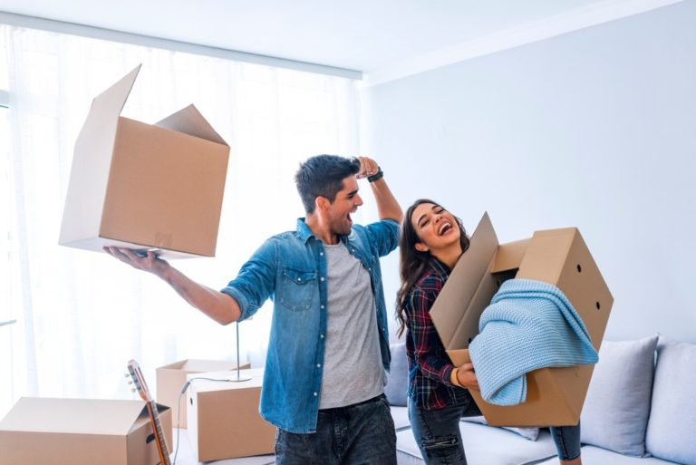 Moving in with Partner
