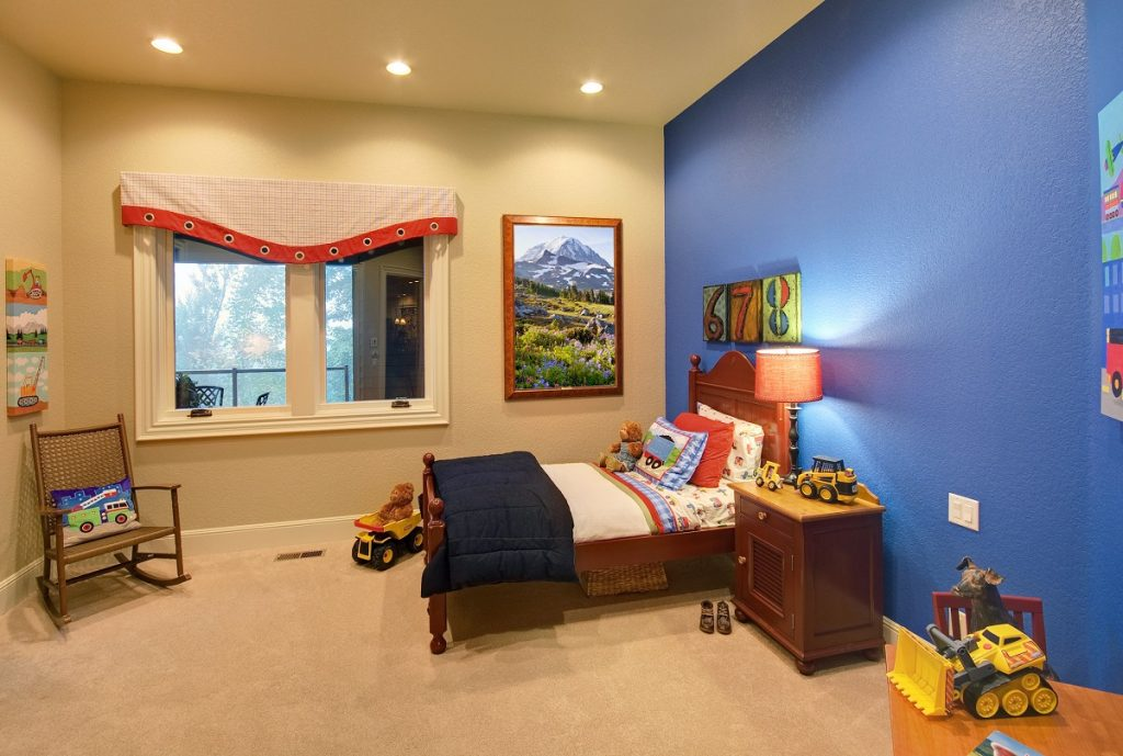 wall room